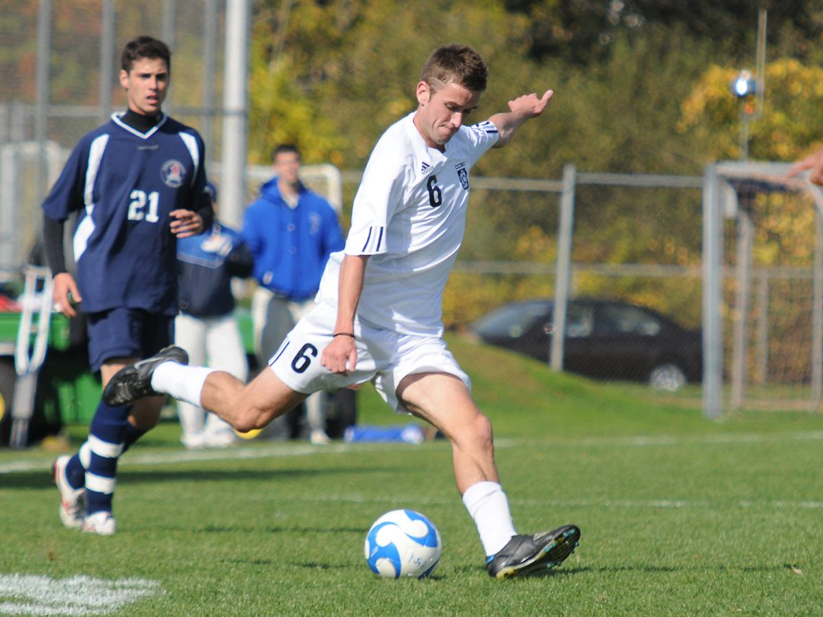 Blue Devils Defeat St. Francis (PA) on Cavener's Game-Winner