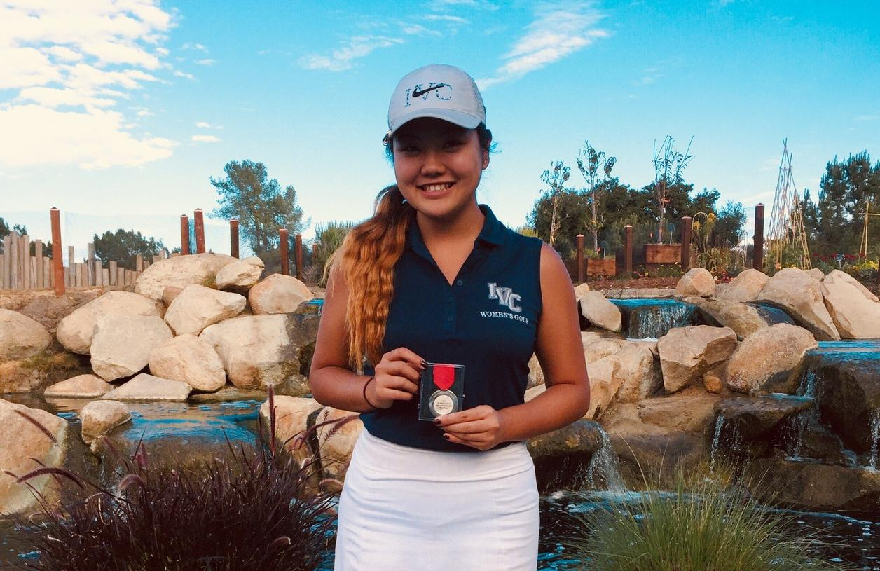 Golfer Kylie Sok takes second at regionals, qualifies for state