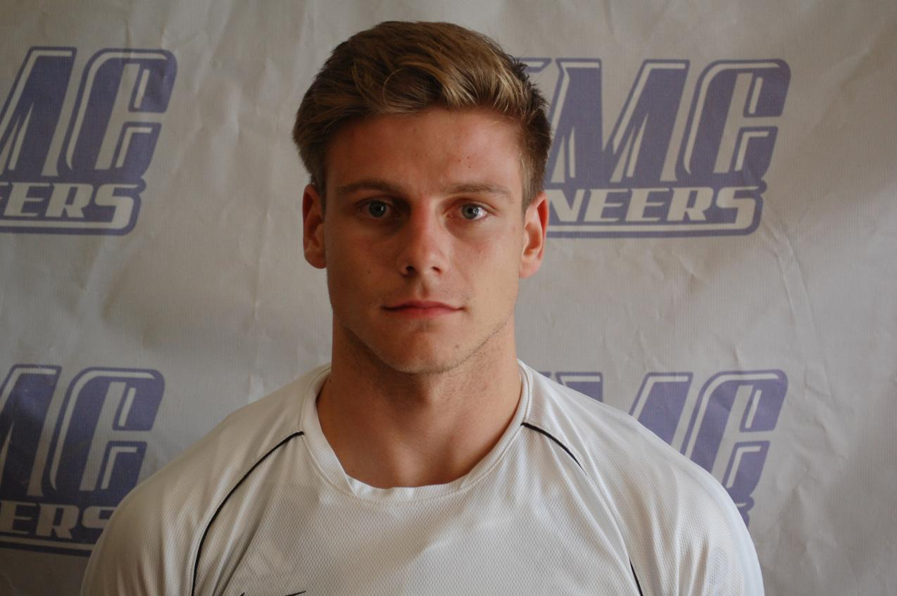 Former Men's Soccer player Kevin Edelman signs with Furman University