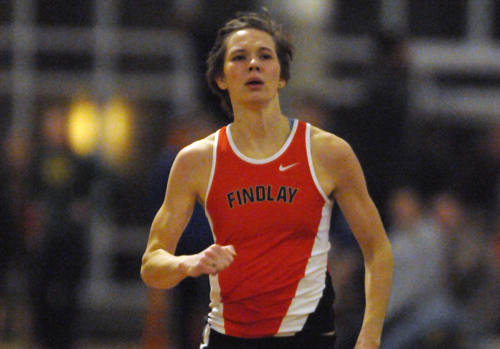 Findlay Competes at Hillsdale Tune-Up