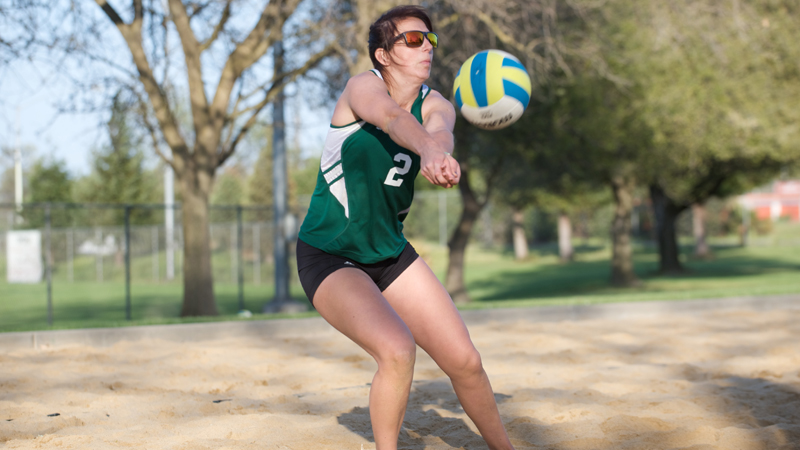 SAND VOLLEYBALL DROPS A 3-2 DECISION TO PACIFIC