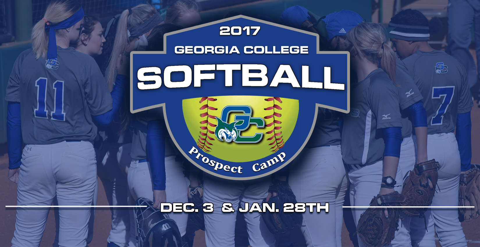GC Softball to Host Prospect Camp Jan. 28