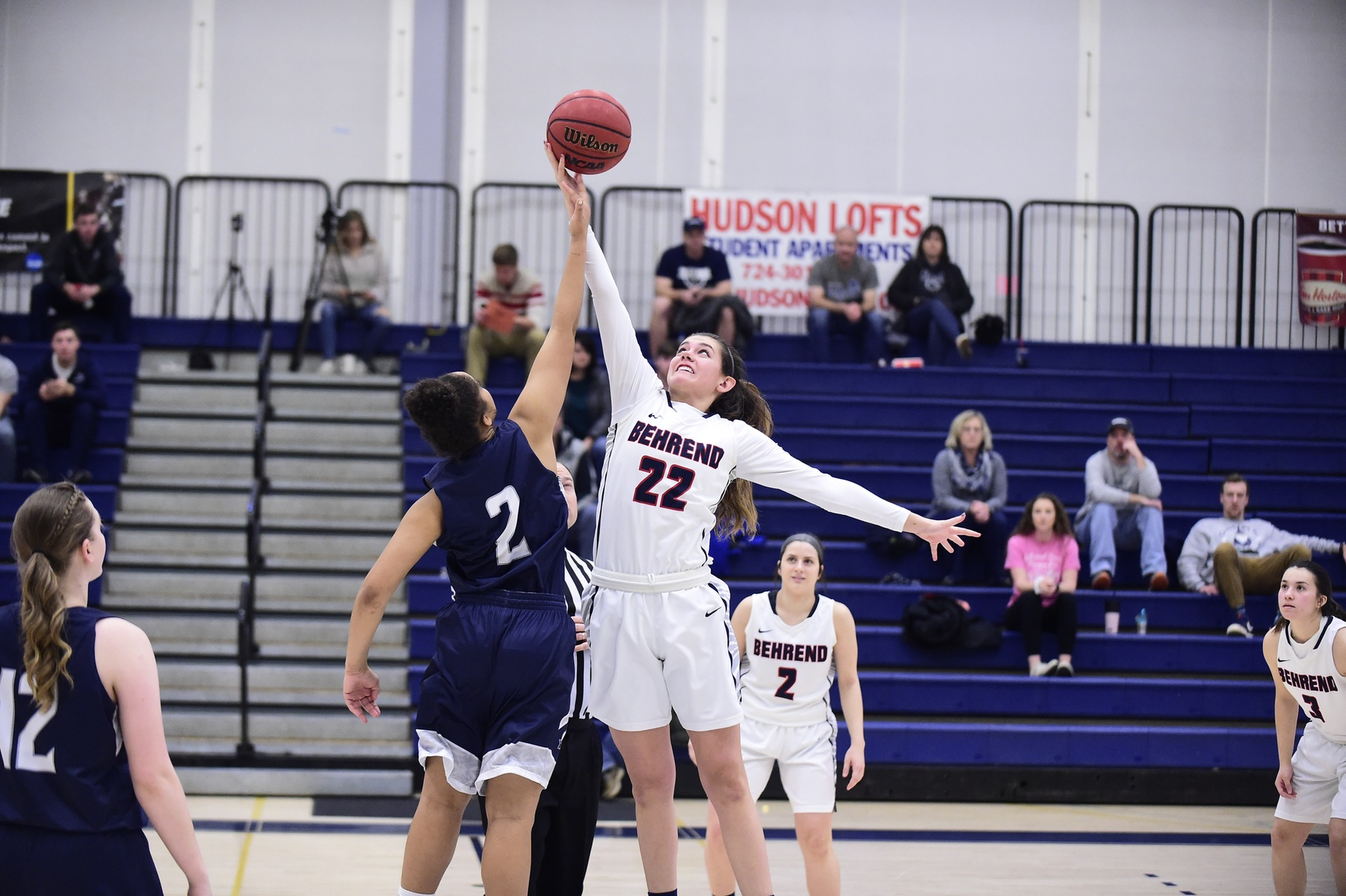 Women's Basketball Uses Fourth Quarter to Defeat Mt. Aloysius