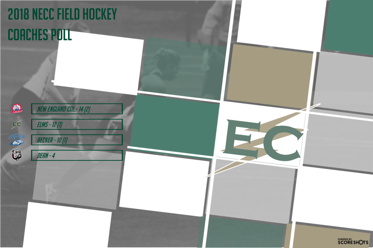 Blazers Picked Second In NECC Field Hockey Coaches Poll
