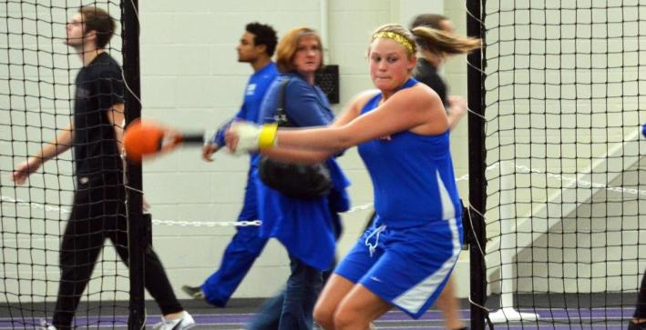 Women's Track & Field competes at Rex Foster Open