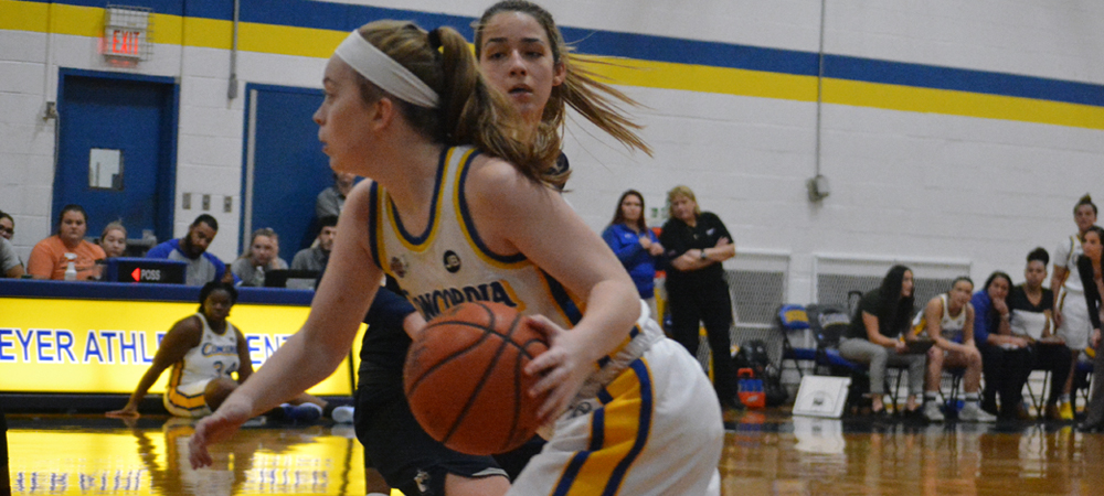 Women's Basketball Travels To Pace Saturday