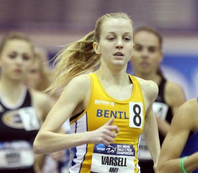 Varsell Posts Season-Best Time in 800 at Princeton