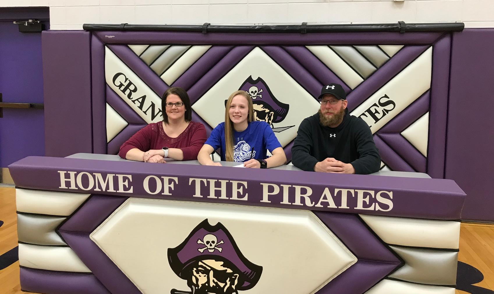 DCTC Volleyball Announces the Signing of Mackenna Johnson