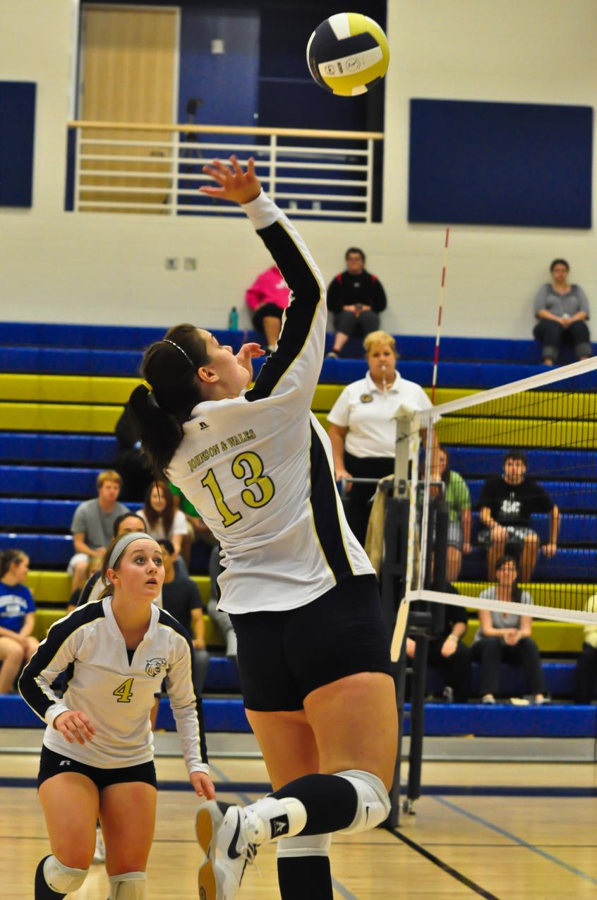 Flyers Top Wildcats in First Match of the Season