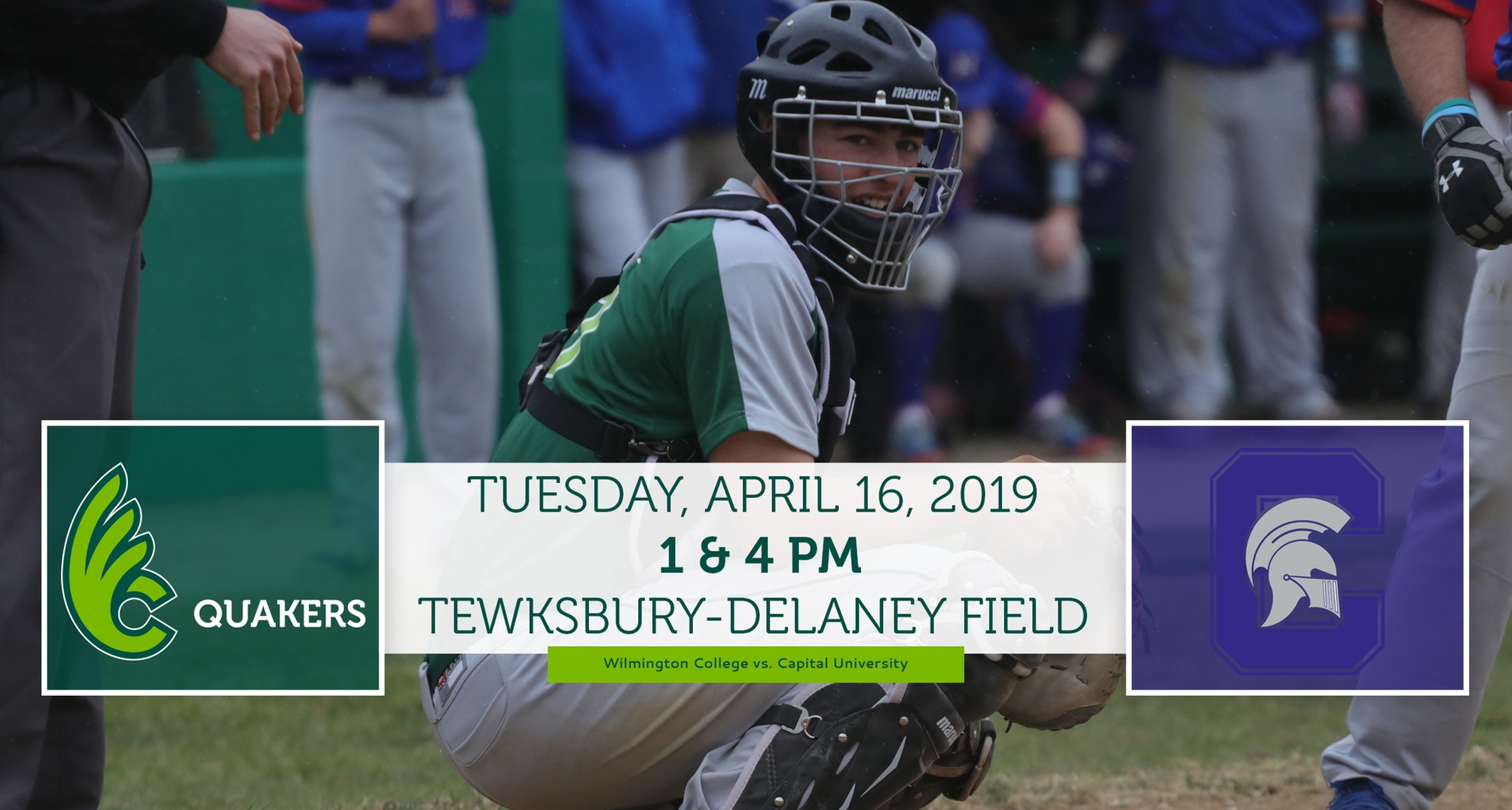 Baseball Looks to Stop Skid Tuesday vs. Capital