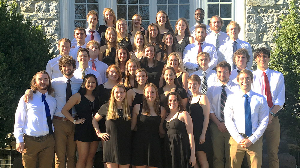 Swim Teams Earn 48th Consecutive Scholar All-America Honors