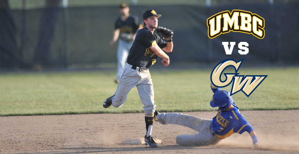 Red Hot UMBC Baseball Takes Five Game Winning Streak to George Washington on Tuesday