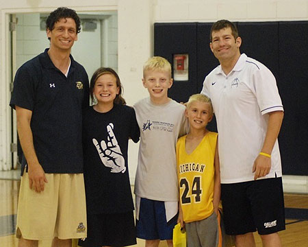 Basketball Summer Camp to be held at Maryland School for the Deaf on May 18