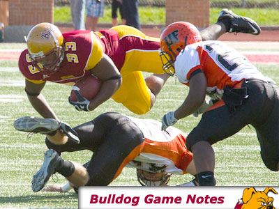 Football Game Notes: NMU (Oct. 16)