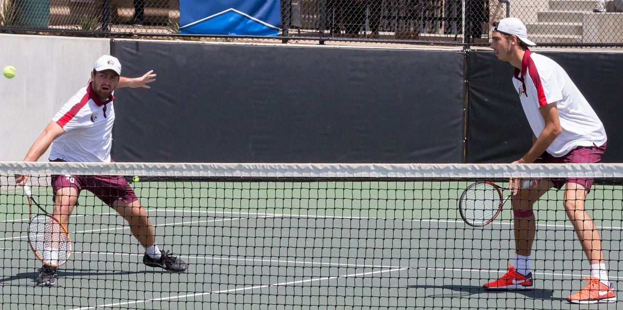 Trinity's Tyer and Lambeth Earn ITA Men's Tennis All-America Honors