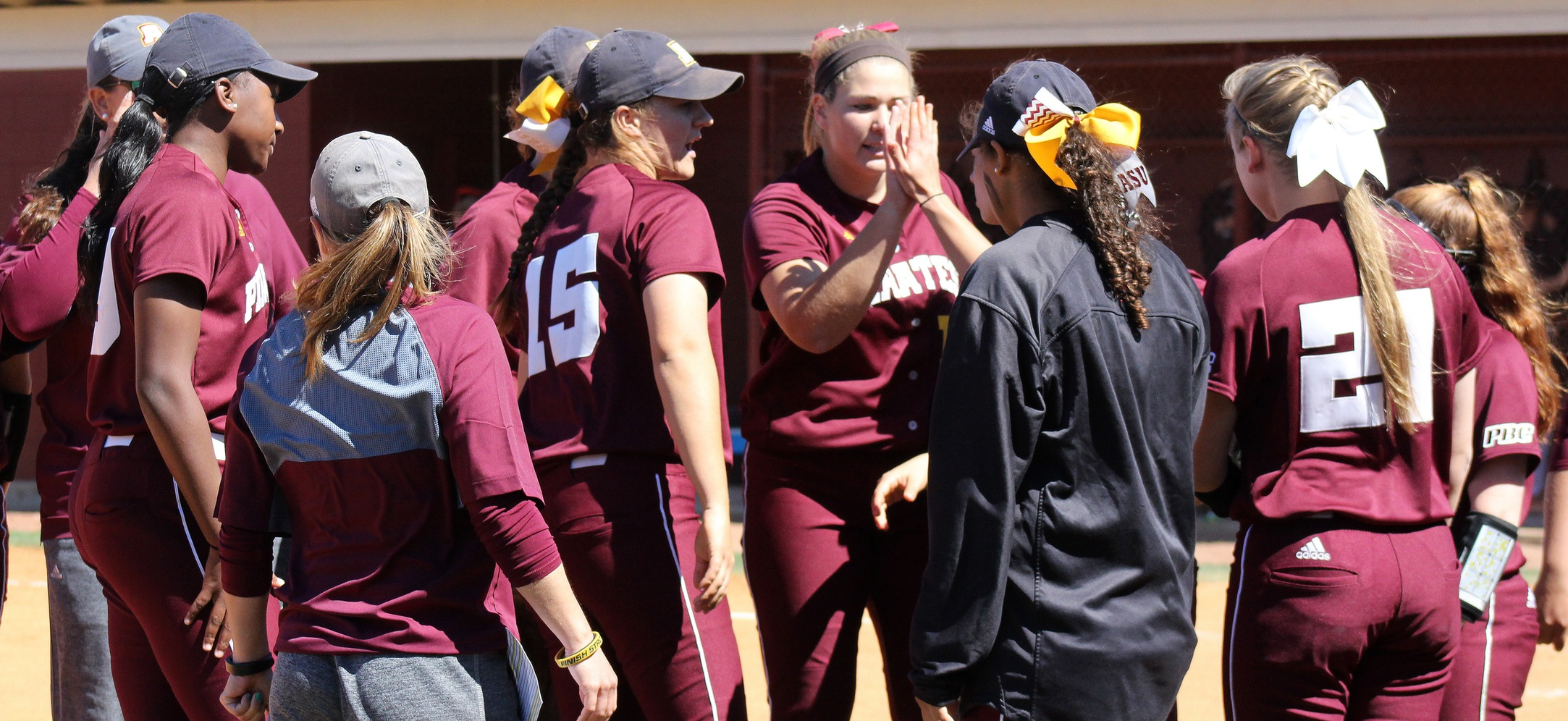 Flagler Eliminates Armstrong State Softball From PBC Tournament, 2-1 In 12 Innings
