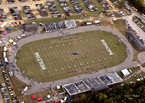Bishop Stadium & NCWC Practice Field