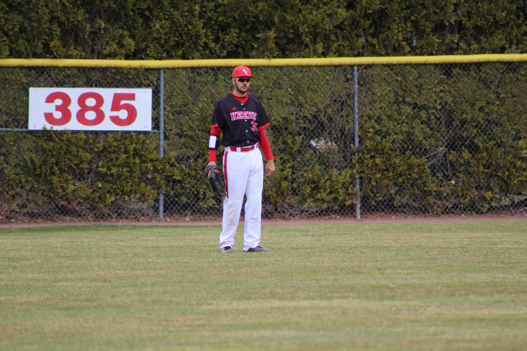 KSC Baseball Falls To Plymouth State In Wild Affair