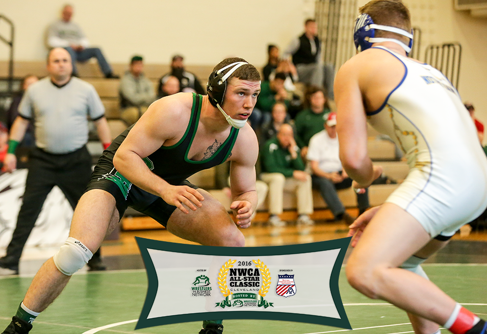 Rosborough Selected to NWCA All-Star Classic