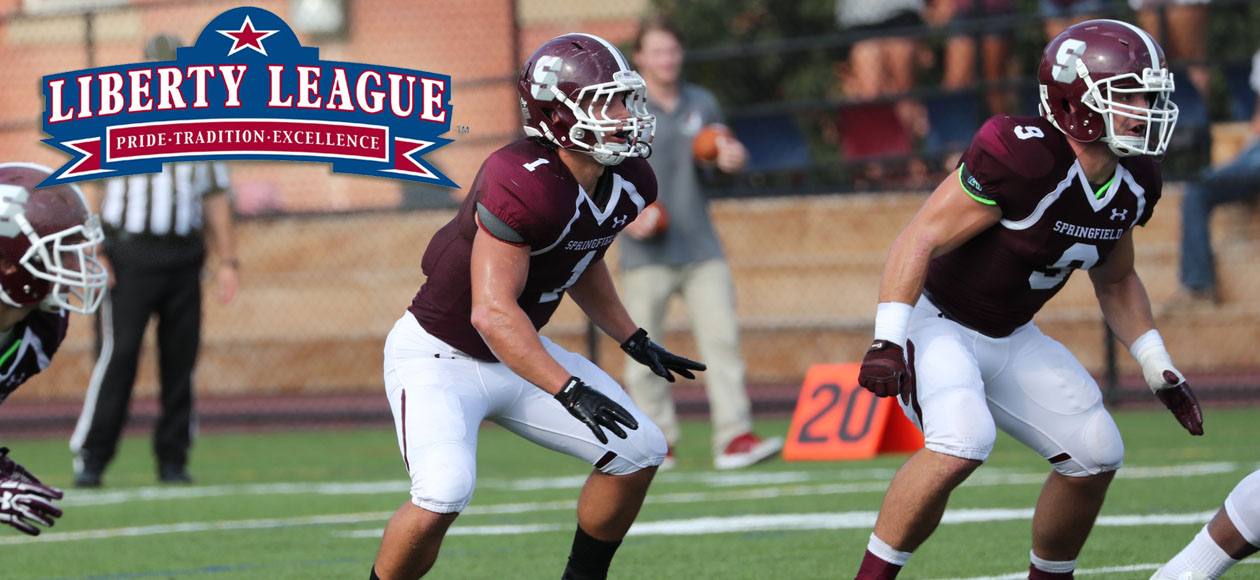 Football Lands 19 Student-Athletes On Liberty League All-Academic Team