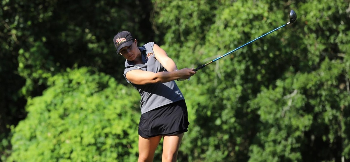 Kelly Ransom had four straight birdies to help CMS move into third place (photo by Christopher Mitchell)