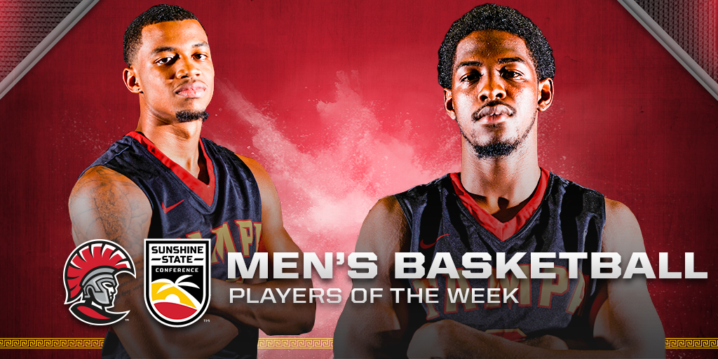 Spartan Duo Named SSC Players of the Week