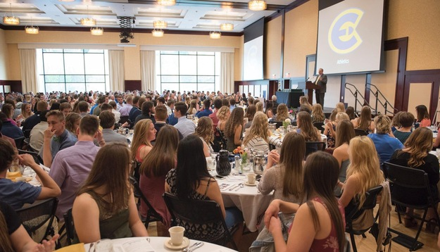 Athletic Dept. Hosts 4th Annual Athletics Banquet