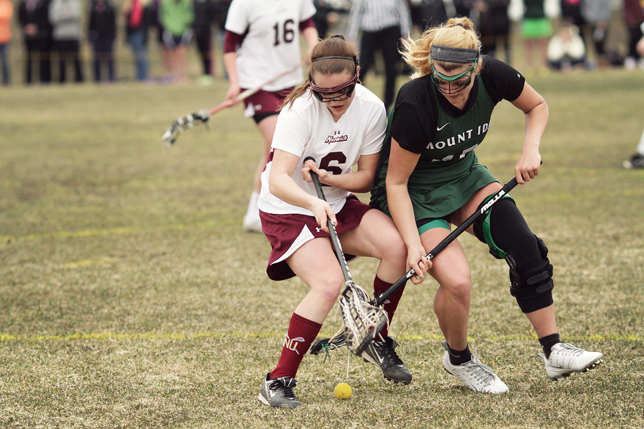 Women's Lacrosse: Cadets Suffer 10-7 Loss to St. Joseph's in Season Opener