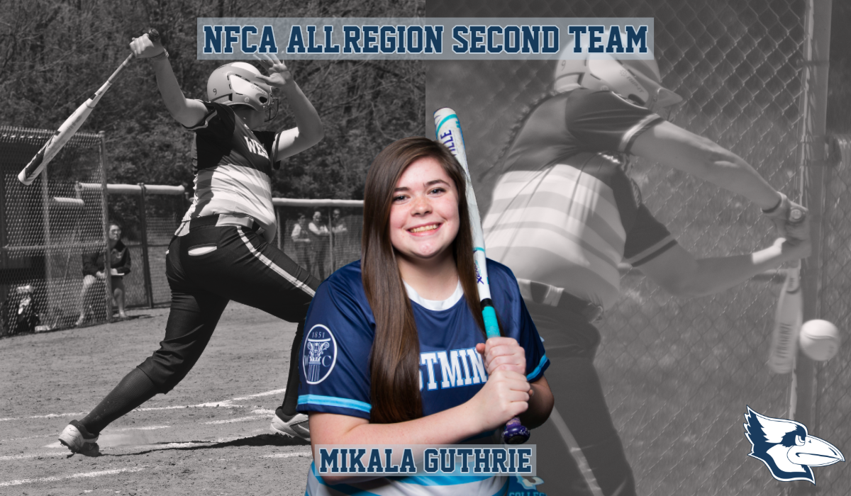 Guthrie Named to NFCA All-Region Second Team