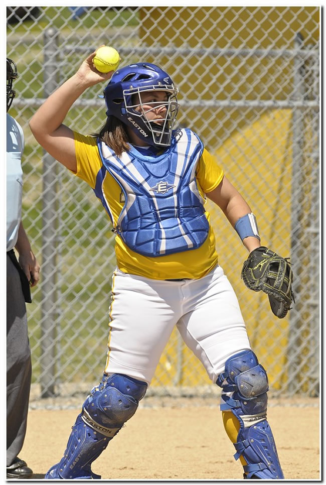 Mount softball team suffers home doubleheader setback to Franklin College