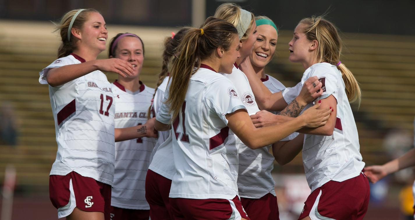 Women's Soccer Heads to Portland, Gonzaga with Sights on WCC Title