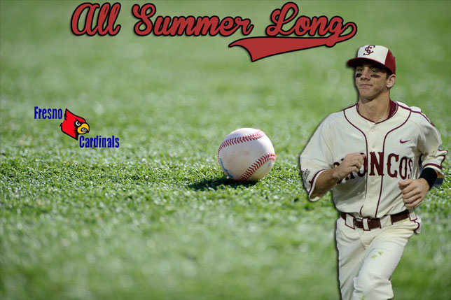 All Summer Long: Greg Harisis
