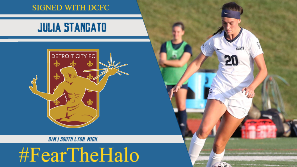 Julia Stancato Inks Deal With The Detroit City Football Club