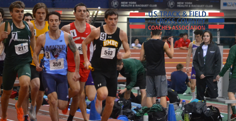 Smith Named Second Team All-American by USTFCCCA