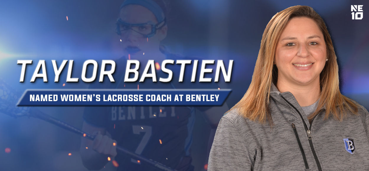 Former Falcons' Standout Bastien Named Head Coach of Bentley's Women's Lacrosse Program