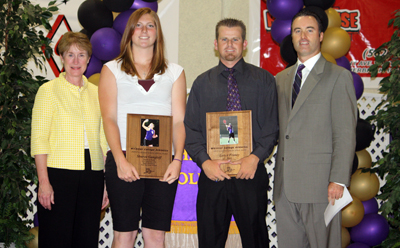 Recap of the 2008-09 All-Sports Awards Banquet