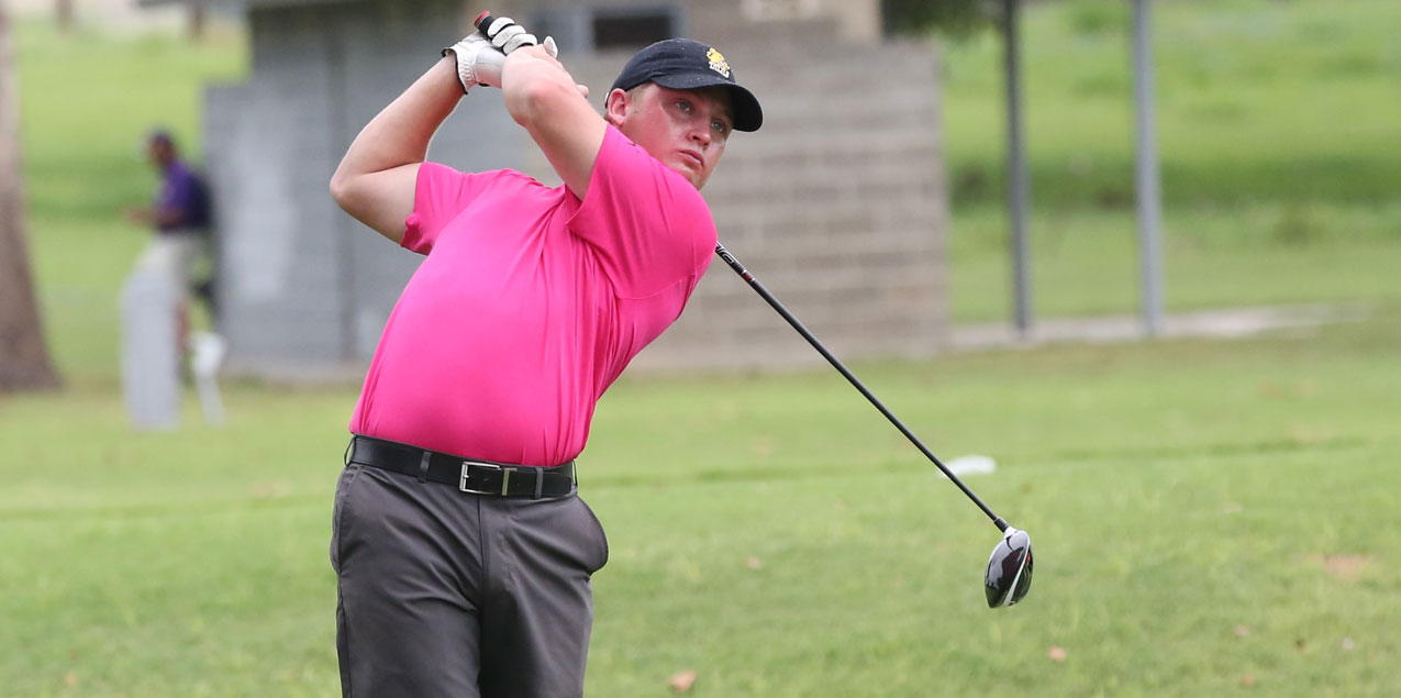 SCAC Men's Golf Fall Recap - Week Seven