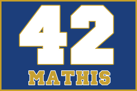 GSW to retire No. 42 jersey of Willy Mathis on Wednesday