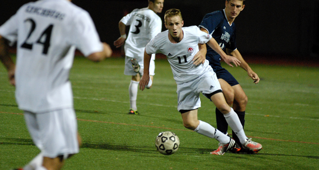 LC Men's Soccer Suffers Tough Defeat in ODAC Quarters