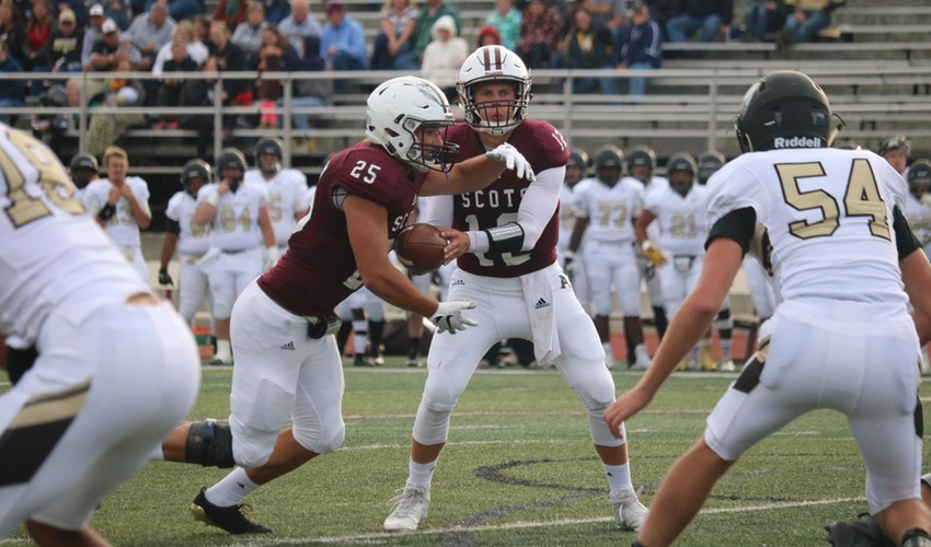 Football Hangs Tough with Concordia Wisconsin but Can't Seal the Deal