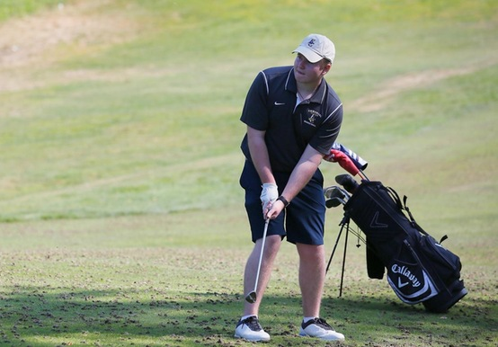 MEN'S GOLF FINISHES 9TH AT USM FALL CLASSIC