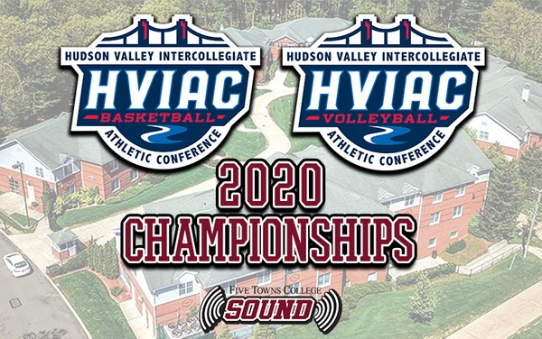 Five Towns College to Host 2020 HVIAC Men's & Women's Basketball, Women's Volleyball Championships