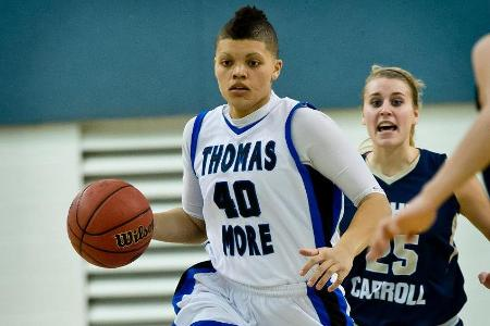 Moss of Thomas More Named DIII Woman of the Year Nominee for Basketball