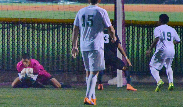 Wilmington Men's Soccer Fends Off Felician Comeback, 3-2, in CACC Night Game