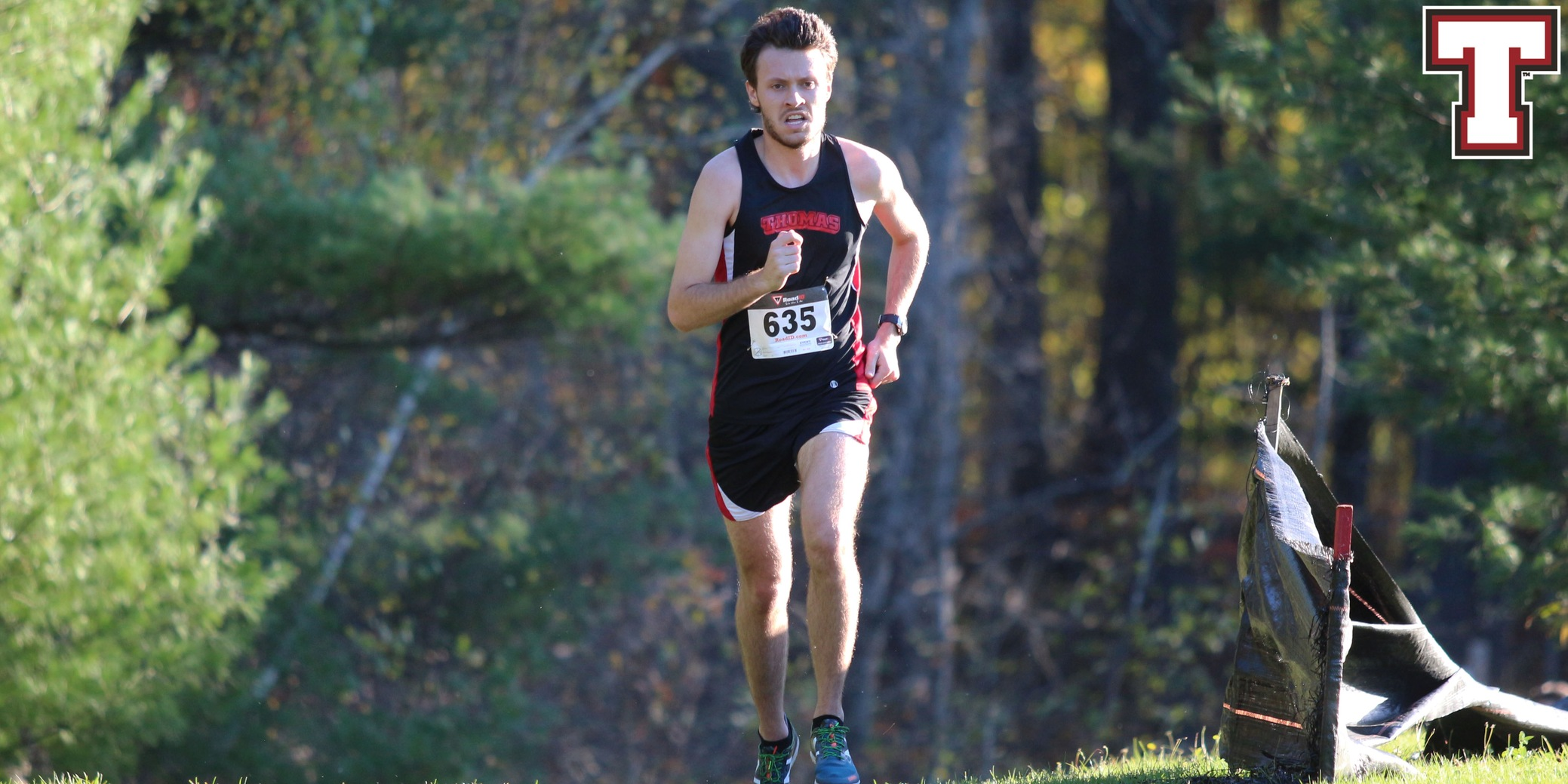 Men's Cross Country Finishes Sixth at NAC Championships