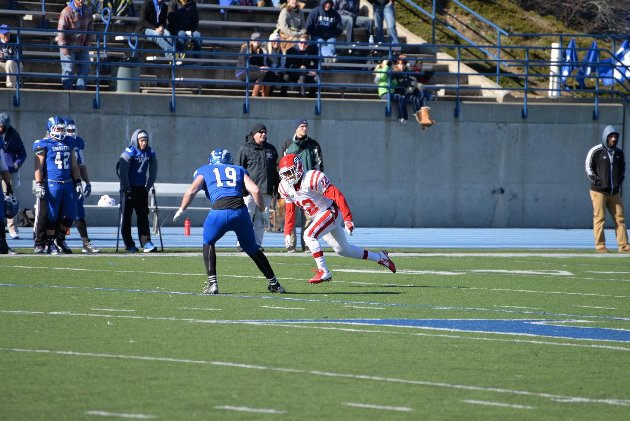 Football Vs Hillsdale November 1 2014 Saginaw Valley State