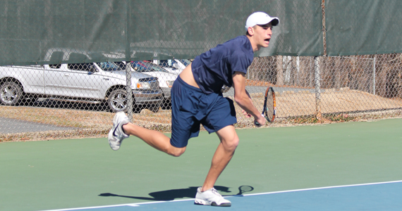 #9 Bobcat Men Bury #48 Delta State, 8-1