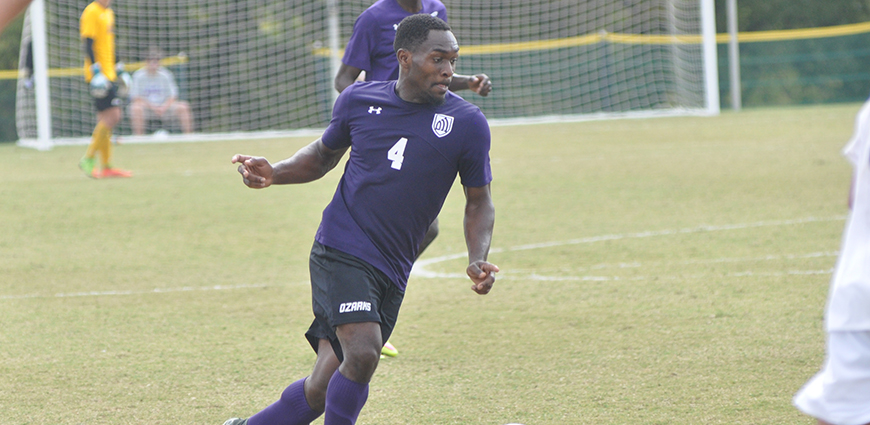Men's Soccer Team Eliminated From Playoffs