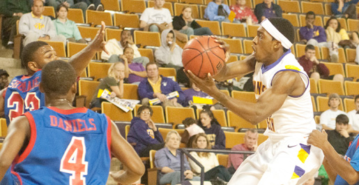 Golden Eagles outlast Bluefield for 85-78 exhibition win