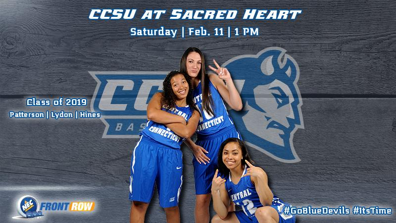 Sacred Heart Welcomes Women's Basketball On Saturday